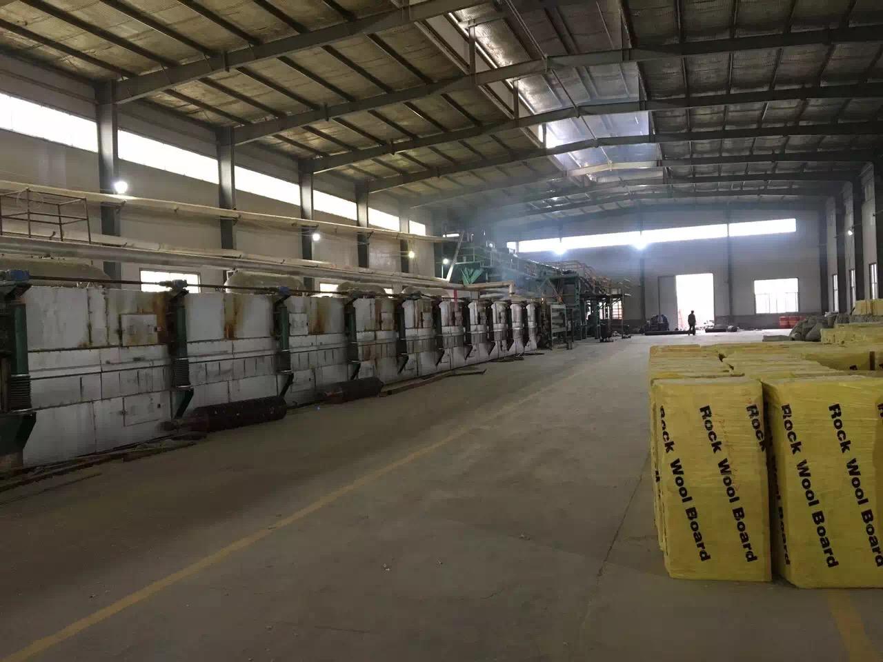 巖棉生產設備