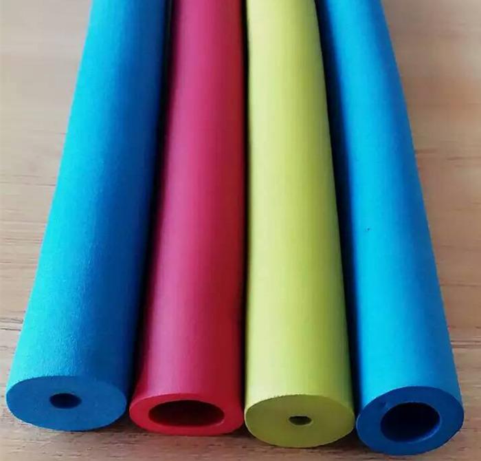 B1級彩色橡塑管